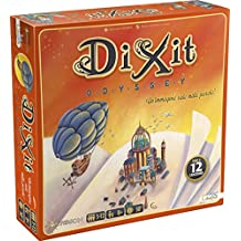 Asterión 8005 - Dixit Odyssey, italiano Edition. Juego de mesa [nueva versión]