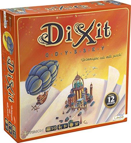Asterion 8005 - Dixit Odyssey, Edizione Italiana. Gioco di società [nuova versione]
