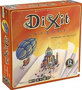Varie Asterión 8005 - Dixit Odyssey, Italiano Edition. Juego de Mesa Nueva versión