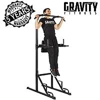 GRAVITY FITNESS Torre de energía - Pull Up Rack