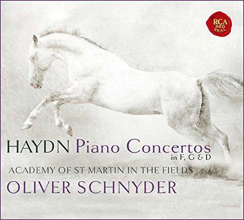 Haydn: Three Piano Concertos Test