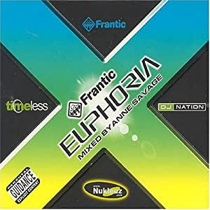 Frantic Euphoria Vol.1: Mixed By Anne Savage