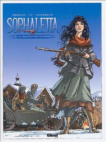 Sophaletta, Tome 8 : Le rescapé d'Ekaterinodar