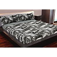 Juego de sábanas estampado YES (para cama de 150x190/200)