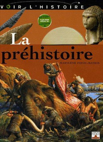 La préhistoire (1Cédérom)
