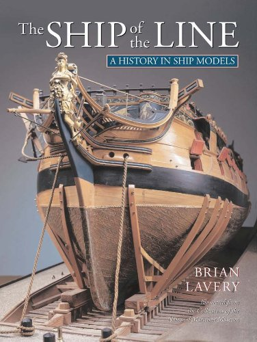 The Ship of the Line (A History in Ship Models) por Brian Lavery