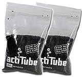 actiTube (Ex-Tune) Aktivkohle lose (2x150 gr.) - Mehr Rauchgenuss durch Aktivkohle