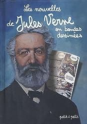 Les nouvelles de Jules Verne en bandes dessinées