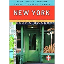 Knopf CityMap Guide: New York (Knopf Citymap Guides)