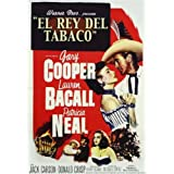 Bright Leaf (El Rey Del Tabaco) Spanish import, plays in English by Gary Cooper