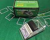 Blackjack-tarjetas-de-juego-Casino-zapatos-Blackjack-fieltro