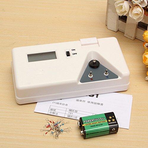 MASUNN 191 Lötkolben Tip Thermometer Sensor Line Digital Tester Temperatur Test -