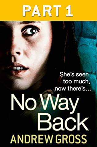 book cover of No Way Back Part 1 of 3