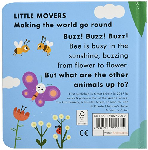 Little Faces: A Busy Day for Bee!
