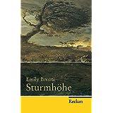Sturmhöhe (Reclam Taschenbuch)