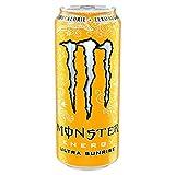 Monster Energy Zero Sugar 500ml (Ultra Sunrise)