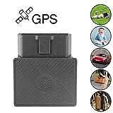 Leaftree Voiture Camion GPS GPRS Tracker Mini OBD II Interface de Suivi en Temps réel Dispositif 3.7V