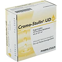 CROMO STULLN UD Augentropfen 20X0.5 ml preisvergleich bei billige-tabletten.eu