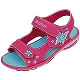 Kappa Unisex-Kinder Blossom K 260593K-2266 Sneaker, Mehrfarbig (Pink 001), 28 EU