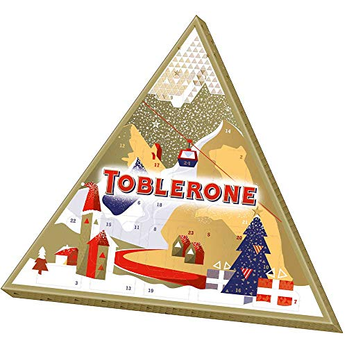 Toblerone Adventskalender