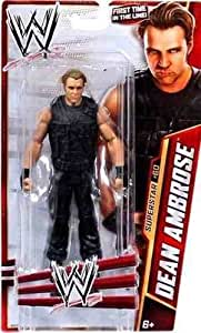 WWE DEAN AMBROSE FROM THE SHIELD - nouvelle figure lutte