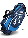Callaway 2017 X Series Stand Bag Mens Golf Carry Bag-6 Way Top Navy/Blue/White