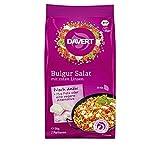 Davert Bio Bulgur Salat mit roten Linsen, 170 g
