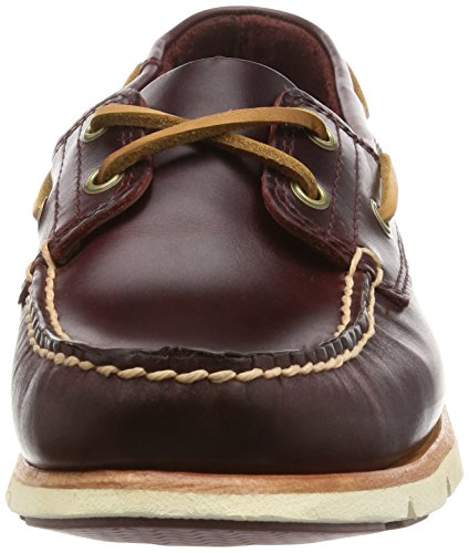 Timberland Tidelands 2 Eye CA1BBU, Chaussures bateau Redwood Brando