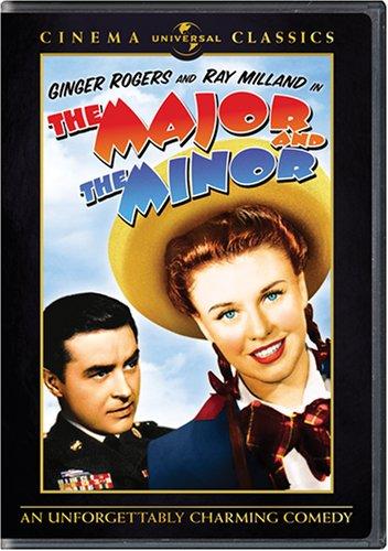 Preisvergleich Produktbild Major & The Minor / (Full Sub Dol) [DVD] [Region 1] [NTSC] [US Import]