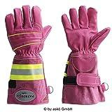 Patron Pink Fire - Gr. 7 - Feuerwehrhandschuhe - Rettungsdiensthandschuhe - MIH - medical
