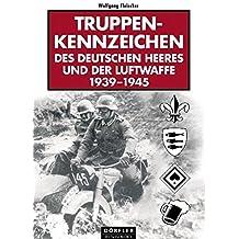 Truppenkennzeichen des deutschen Heeres und der Luftwaffe