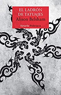 El ladrón de tatuajes par Alison Belsham