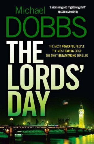The Lords' Day by Michael Dobbs (2008-06-26)