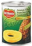 Del Monte Ananasscheiben in Saft, 12er Pack (12 x 580 ml Dose)