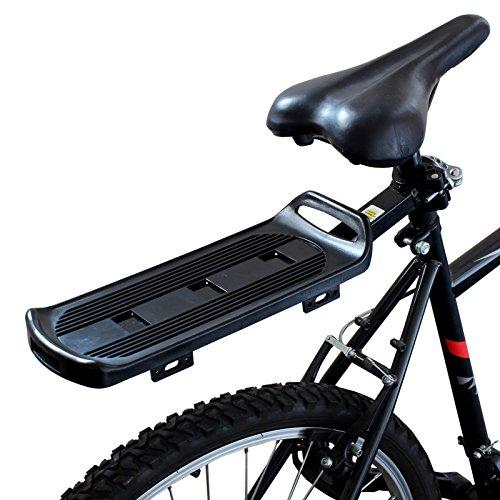 PedalPro Porte-bagages Arrière a Libération Rapide pour Vélo avec Un Sandow