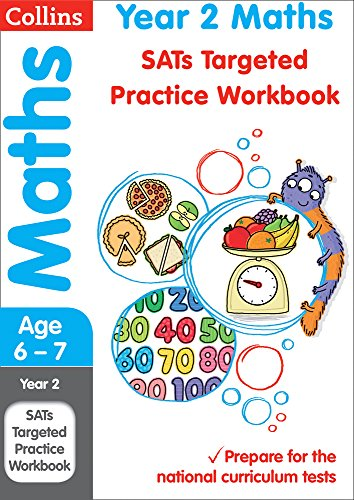 Collins KS1 Practice – Year 2 Maths SATs Targeted Practice Workbook: 2019 tests (Collins KS1 Revision and Practice) por Collins KS1