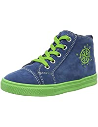Richter Kinderschuhe Jungen Ola (Blinki) High-Top
