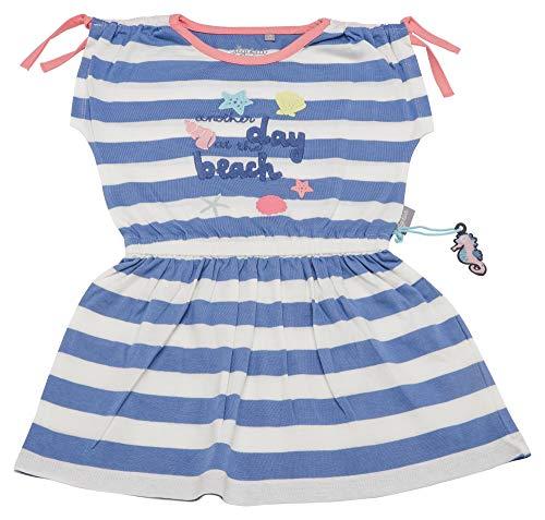 Sigikid Mädchen, Mini Kleid, Blau (Colony Blue 539), Herstellergröße: 110