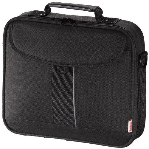 Hama Notebook-Tasche Sportsline I (Tasche für Laptop / Notebook, geeignet für Computer bis 12,1 Zoll / 31 cm Bildschirmdiagonale, Laptoptasche) schwarz