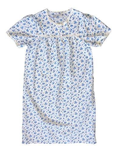 Sock Snob -  Camicia da notte  - Donna Blue