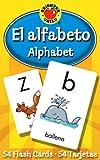 El Alfabeto Flash Cards: Alphabet (Brighter Child Flash Cards)