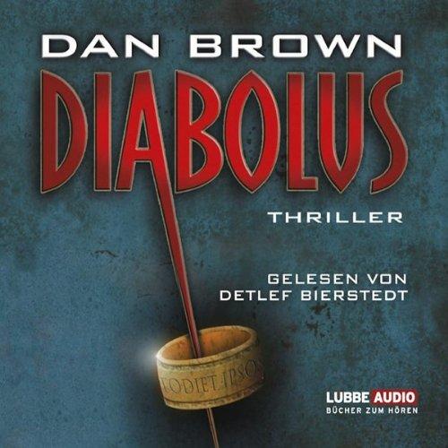 Buchseite und Rezensionen zu 'Diabolus' von Dan Brown