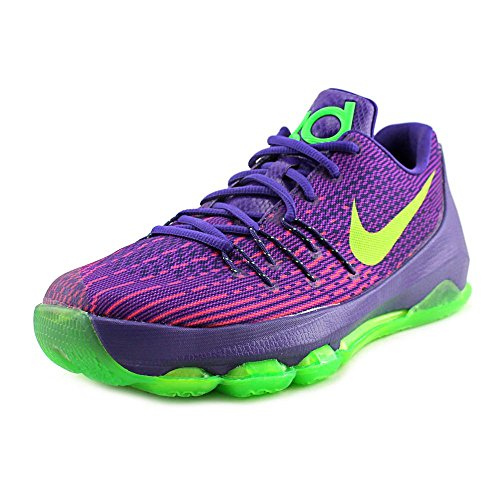 Nike Kinder Kd (Nike KD 8 Mädchen US 7 Lila Breit BasketballSchuh)