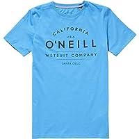 O'Neill 8A2496 Camiseta Manga Corta, Niños, Dresden Azul, 140