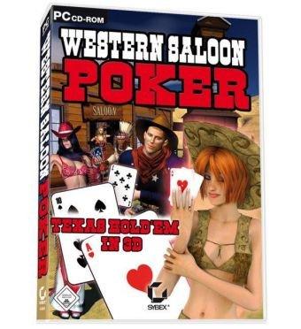 Western Saloon Poker (Für Poker Pc Spiele)