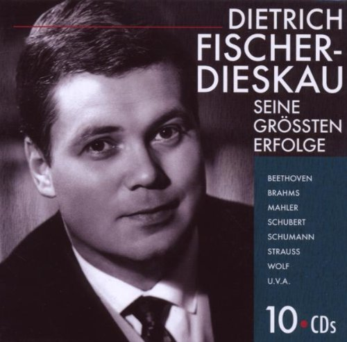 Dietrich Fischer-Dieskau : Seine grössten Erfolge