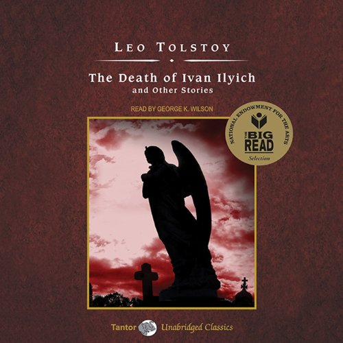 The Death of Ivan Ilyich and Other Stories  Audiolibri