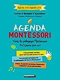 L'Agenda Montessori - Vivez la pédagogie Montessori 365 jours par an !