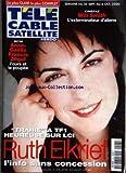 TELE CABLE SATELLITE [No 543] du 25/09/2000 - CINEFAZ / WILL SMITH L'EXTARMINATEUR D'ALIENS -ANNE-GAELLE ET FRANCIS ZEGUT L'OURS ET LA POUPEE -RUTH ELKRIEF / L'INFO SANS CONCESSION