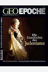 Geo Epoche, Nr. 20/05: Die Geschichte des Judentums Broschiert